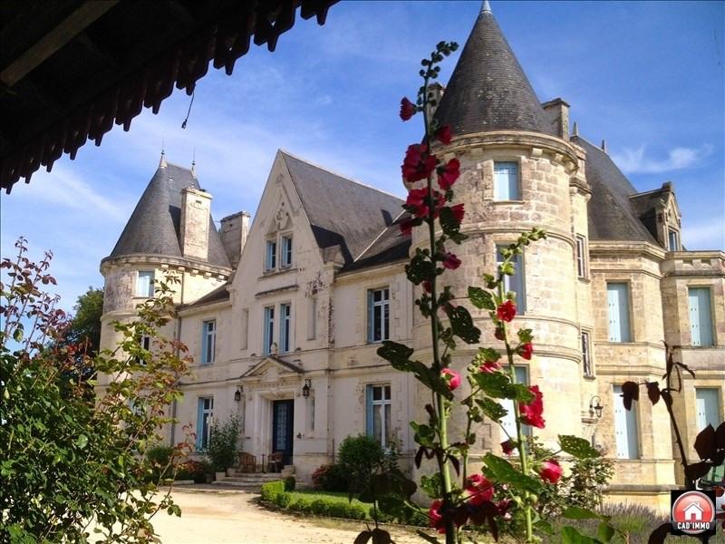 Vente de prestige maison / villa Douville 1600000€ - Photo 5