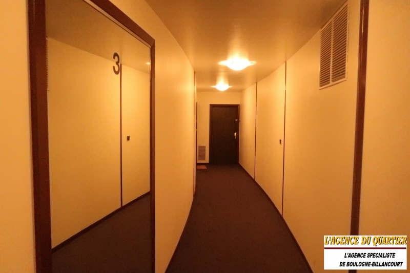 Locação apartamento Boulogne billancourt 1600€ CC - Fotografia 6