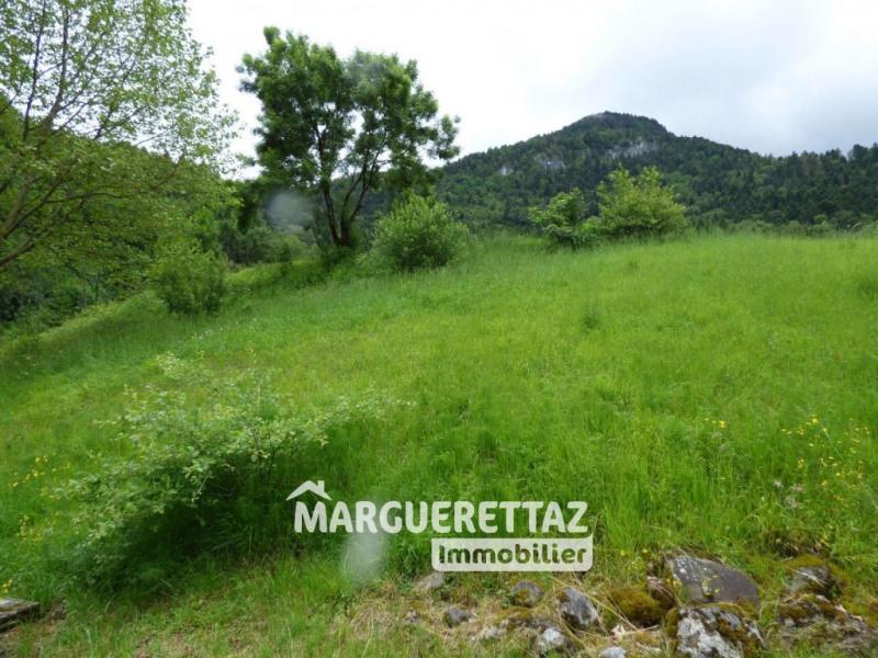 Vente terrain Saint-jeoire 102000€ - Photo 1