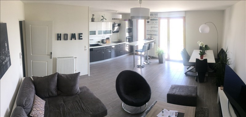 Sale apartment Montevrain 299 000€ - Picture 2