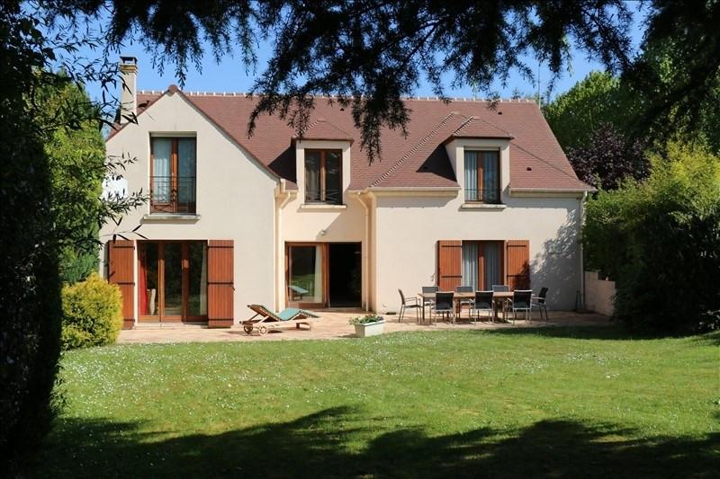Sale house / villa St nom la breteche 819000€ - Picture 1