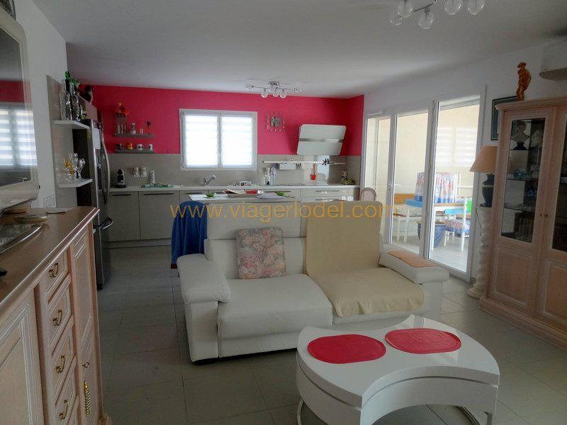 Viager appartement Gallargues le montueux 66 000€ - Photo 1