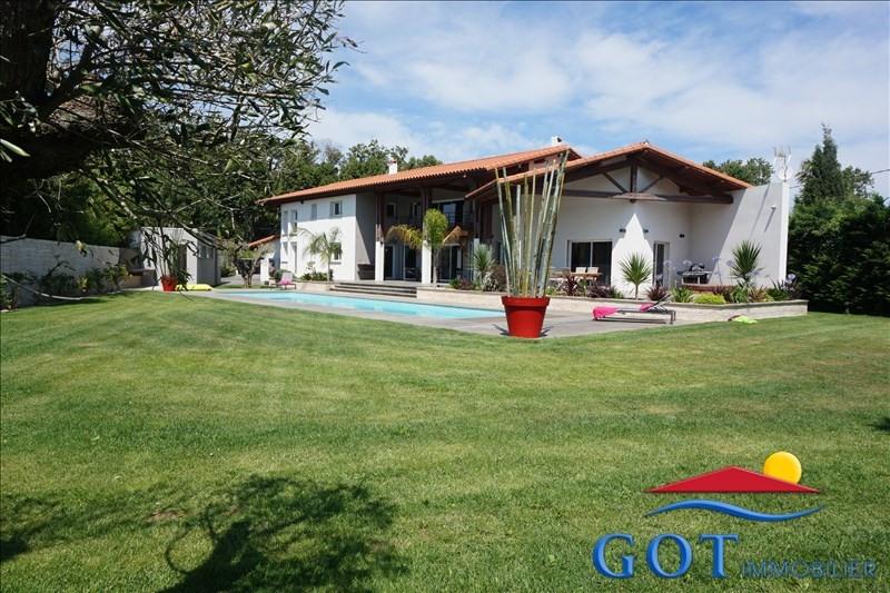 Vente de prestige maison / villa Torreilles 835000€ - Photo 10
