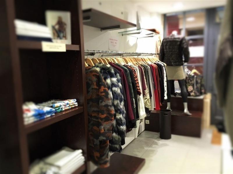 Fonds de commerce Prêt-à-porter-Textile Versailles 0