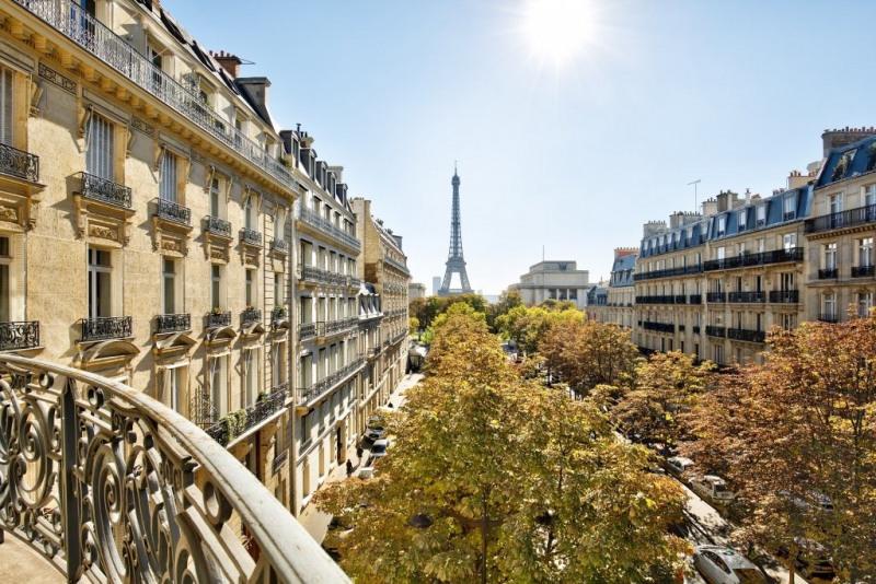 Revenda residencial de prestígio apartamento Paris 16ème 7480000€ - Fotografia 1
