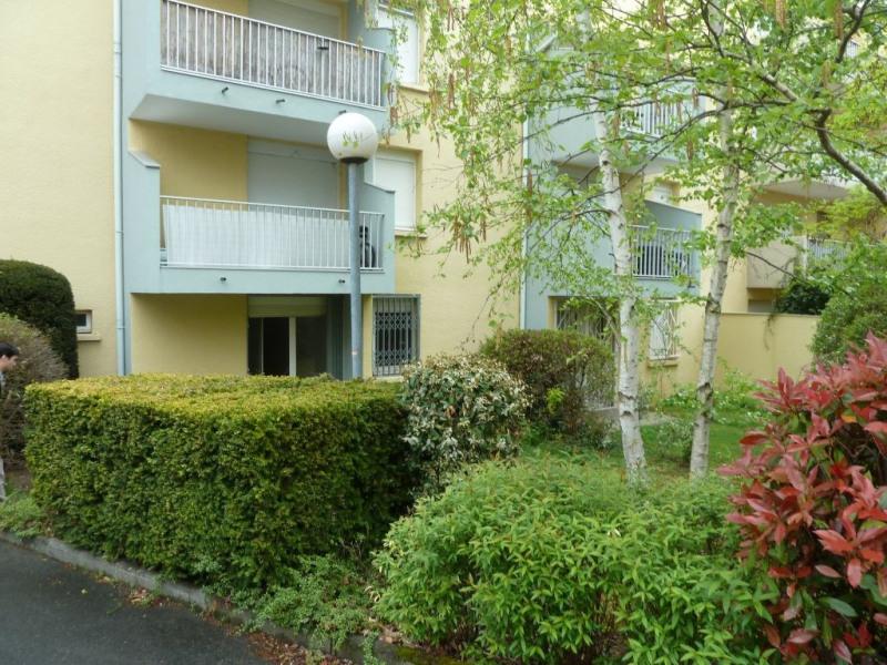 Rental apartment Toulouse 523€ CC - Picture 1