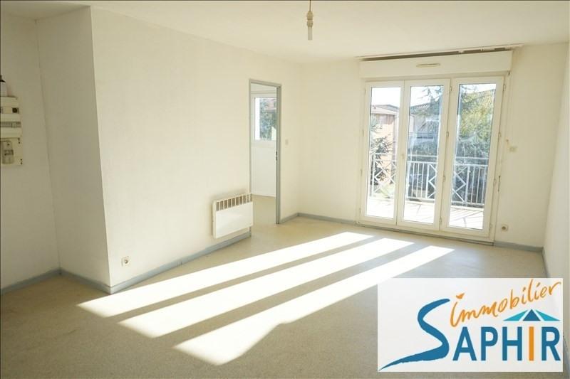 Vente appartement Toulouse 149800€ - Photo 1