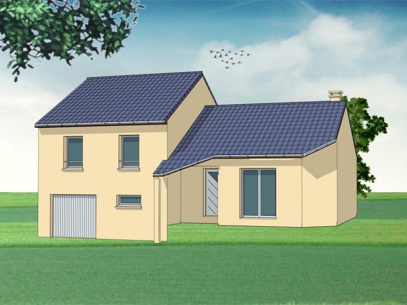 """Modèle de maison  """"Modèle de maison 4 pièces"""" à partir de 4 pièces Val-de-Marne par PLURIAL HOME EXPERT"""