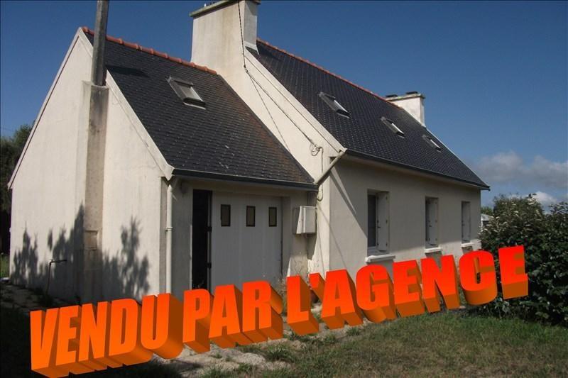 Sale house / villa Beuzec cap sizun 115500€ - Picture 1