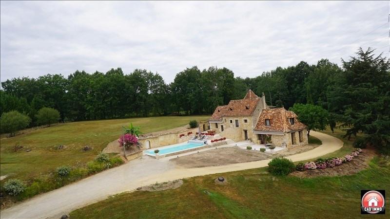 Vente de prestige maison / villa Lamonzie montastruc 435000€ - Photo 2