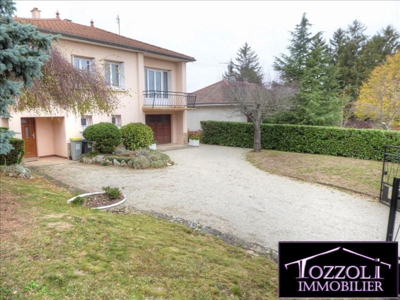 Verkoop  huis St quentin fallavier 255000€ - Foto 1