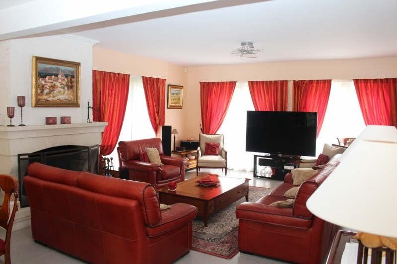 Deluxe sale house / villa Lamorlaye 725000€ - Picture 2