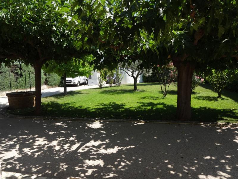 Vente maison / villa Entraigues sur la sorgue 334500€ - Photo 17