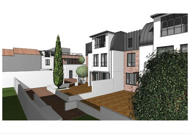 Produit d'investissement maison / villa Bois-colombes 995000€ - Photo 1