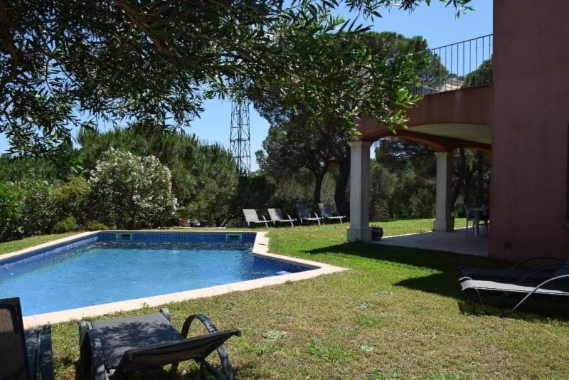 Sale house / villa Ste maxime 1270000€ - Picture 1
