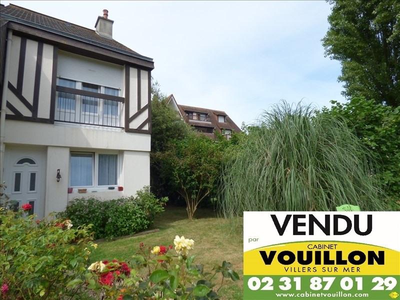 Verkoop  huis Villers sur mer 222000€ - Foto 1