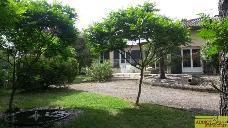 Vente maison / villa Lapeyrouse-fossat 373000€ - Photo 1