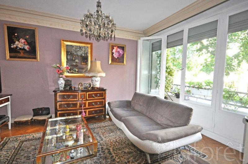 Vente appartement Lyon 6ème 529000€ - Photo 2