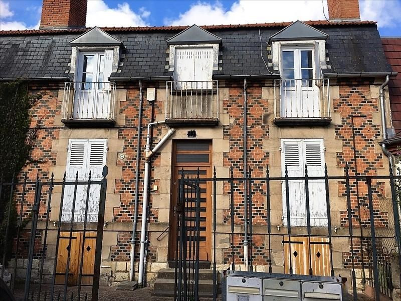 Vente immeuble Moulins 169600€ - Photo 1
