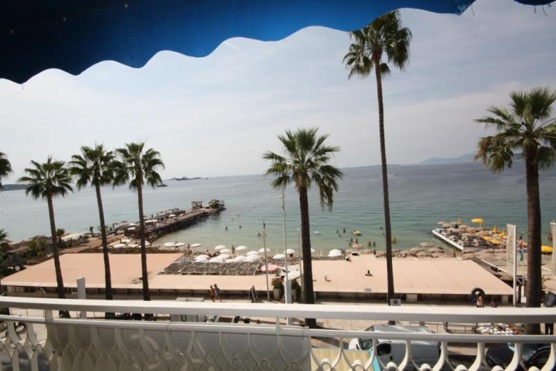 Location vacances appartement Juan les pins 650€ - Photo 1