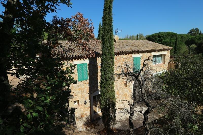 Verkauf von luxusobjekt haus Roquebrune sur argens 1248000€ - Fotografie 3