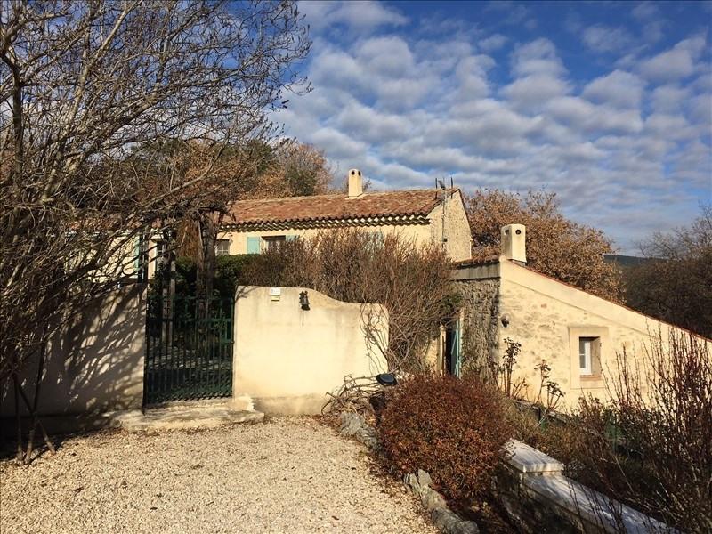 Vente de prestige maison / villa La bastide des jourdans 870000€ - Photo 1