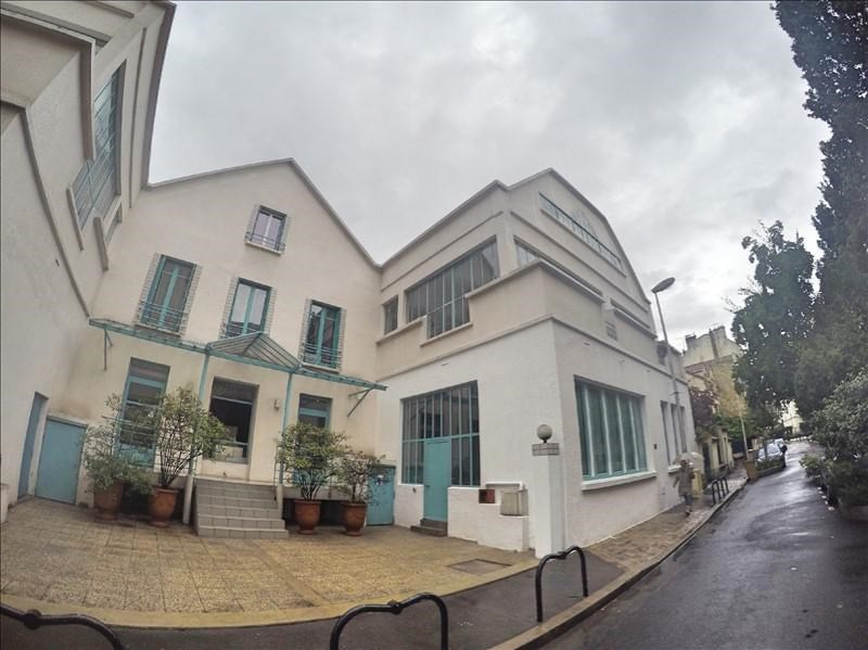Vente de prestige loft/atelier/surface Courbevoie 1690000€ - Photo 1