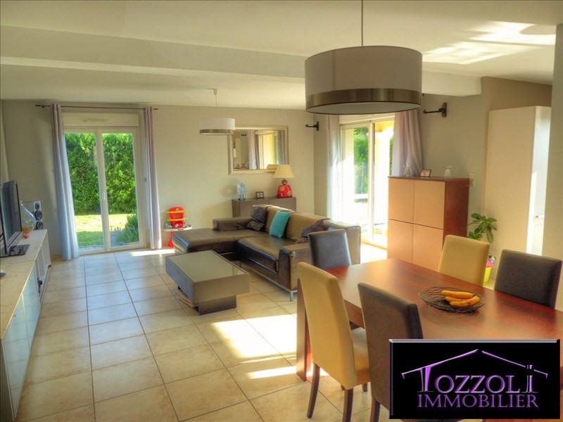 Vente maison / villa Villefontaine 360 000€ - Photo 4