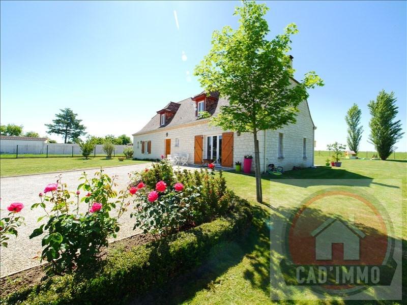 Sale house / villa Saussignac 284000€ - Picture 1