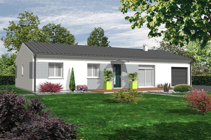 Maison  5 pièces + Terrain 721 m² Saint Junien (87200) par GCI CONSTRUCTION