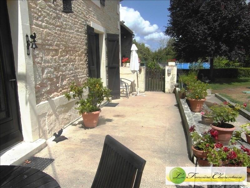 Vente maison / villa Brioux sur boutonne 197500€ - Photo 6