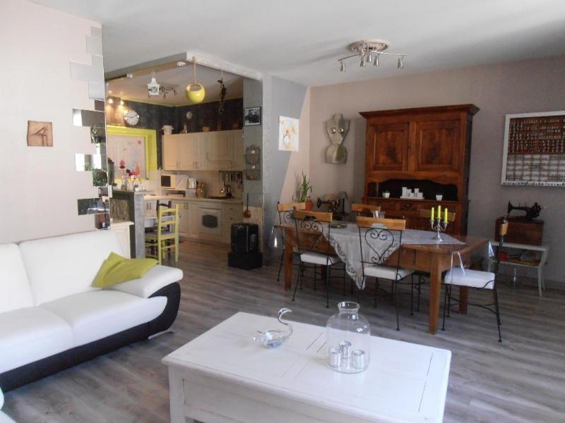 Sale apartment Nantua 127000€ - Picture 1