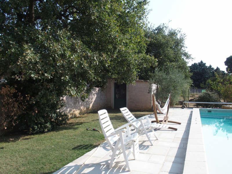 Vente de prestige maison / villa Uzes 465000€ - Photo 3