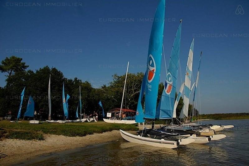 Vermietung von ferienwohnung haus Lacanau-ocean 460€ - Fotografie 8