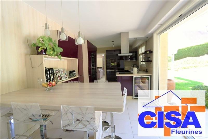 Vente de prestige maison / villa Verneuil en halatte 990000€ - Photo 5