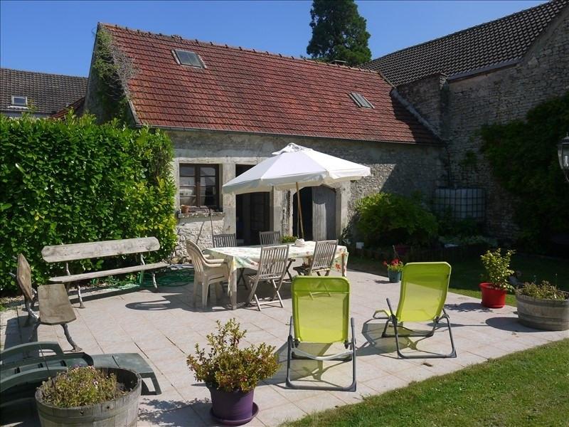 Sale house / villa Fontenay mauvoisin 360000€ - Picture 10