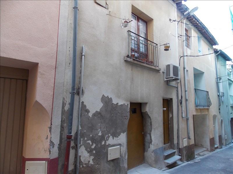 Sale house / villa Clermont l herault 45000€ - Picture 1