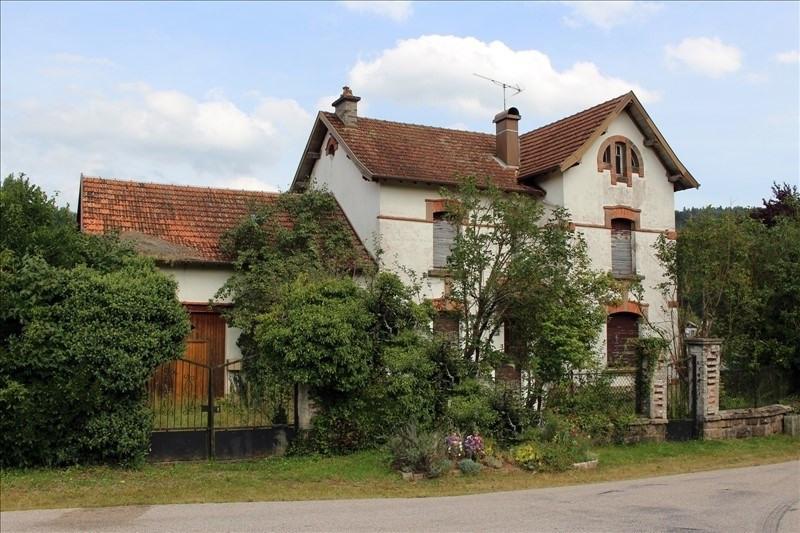 Sale house / villa St jean d ormont 87000€ - Picture 1