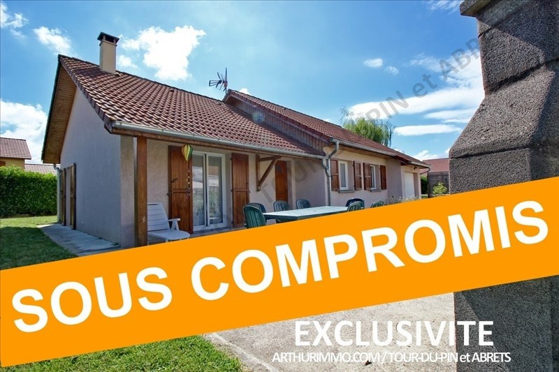Sale house / villa Aoste 195000€ - Picture 1