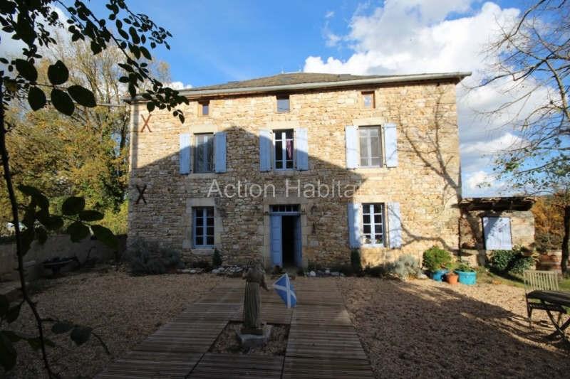 Vente maison / villa Varen 485000€ - Photo 1