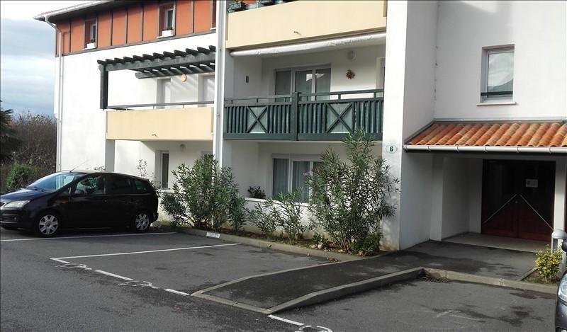 Vente appartement Hendaye 205000€ - Photo 1