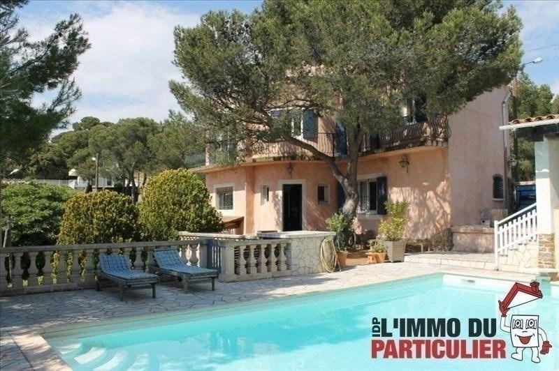 Sale house / villa Les pennes mirabeau 520000€ - Picture 1
