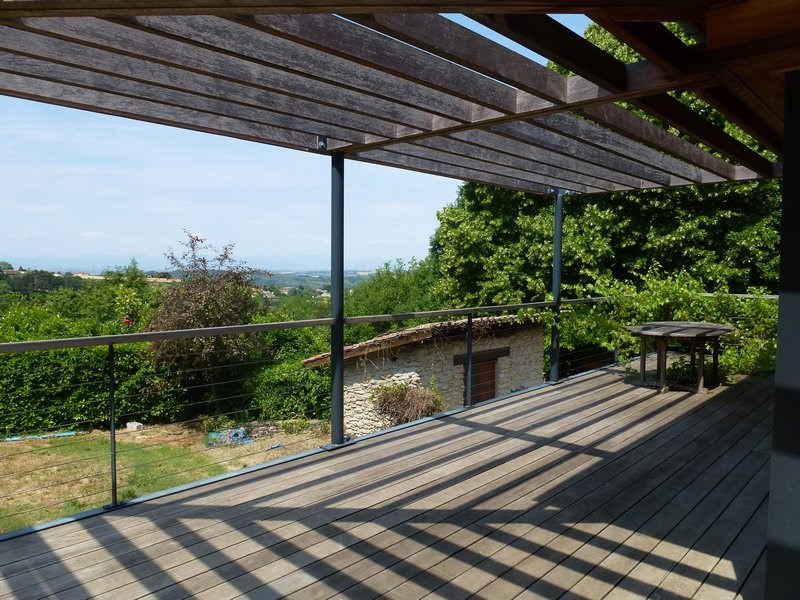 Vente de prestige maison / villa Chateauneuf de galaure 590000€ - Photo 6