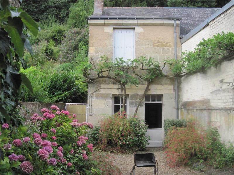 Vente maison / villa La chartre sur le loir 118000€ - Photo 1