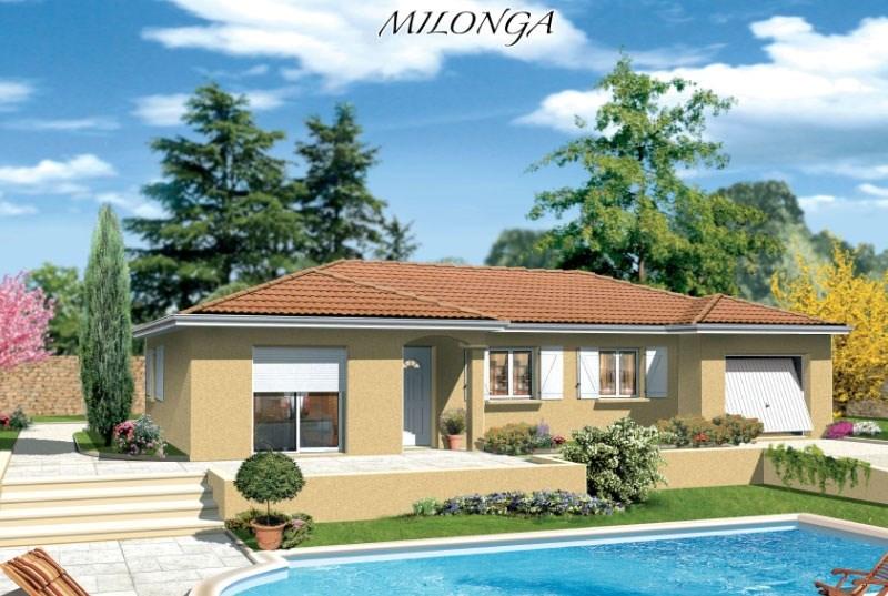 Maison  4 pièces + Terrain 620 m² Nivolas-Vermelle par MAISONS PUNCH