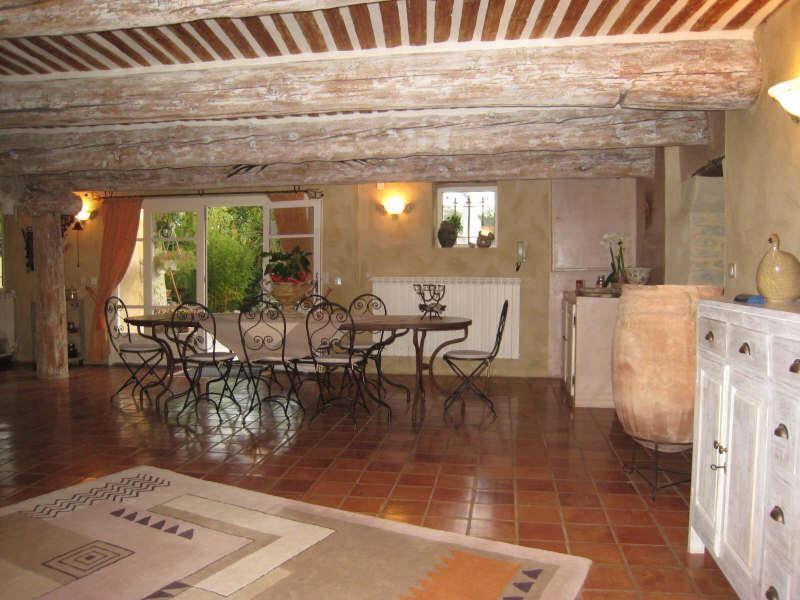 Vente de prestige maison / villa Caderousse 849000€ - Photo 4