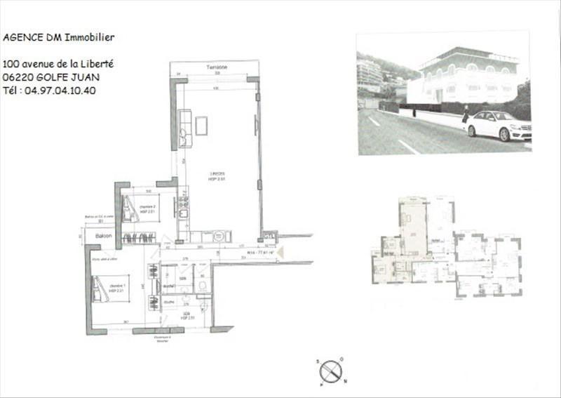 Investimento apartamento Nice 450000€ - Fotografia 1