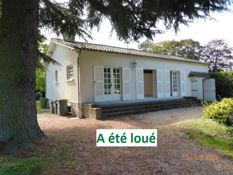 Rental house / villa Bourron-marlotte 1 350€ CC - Picture 1
