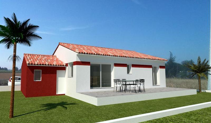 Maison  4 pièces + Terrain 205 m² Maureilhan (34370) par HOME SUD CONSTRUCTION