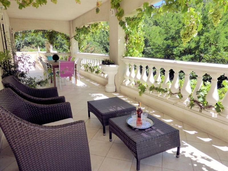 Revenda residencial de prestígio casa Tourrettes 895000€ - Fotografia 19